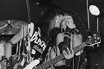 BlackLace at Burgerweeshuis, Deventer, The Netherlands, 1985.
