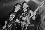 Motörhead at IJsselhal, Zwolle, The Netherlands – 22nd of November 1987