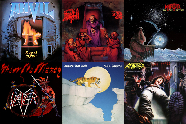 selection of Marko's favourite albums